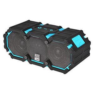 Altec Lansing Imw577 Lifejacket 2 Floating Portable Waterproof Bluetooth Speaker, Aqua