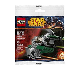 Lego Star Wars: Anakin'S Jedi Interceptor Set 30244 (Bagged)