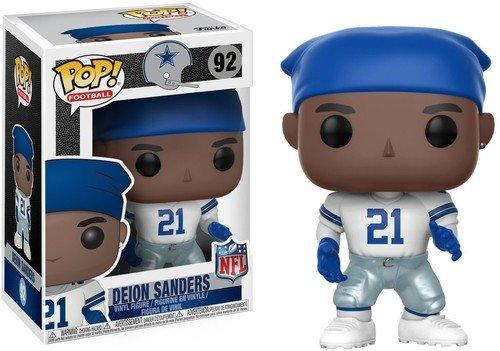 Funko Pop Nfl: Deion Sanders (Cowboys Home) Collectible Figure