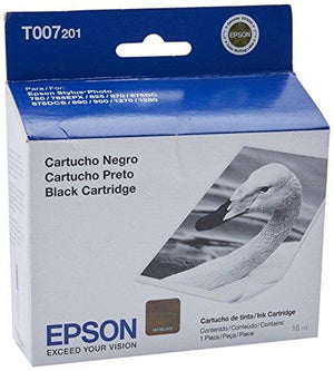 Epson T007201 Inkjet Cartridge -Black