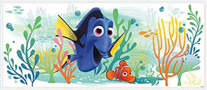 RoomMates Finding Dory and Nemo Peel And Stick Giant Wall Graphic,Multicolor