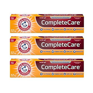 Arm & Hammer Fluoride Anti-Cavity Toothpaste - 6 Oz - 3 Pk