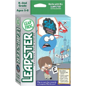 Leapfrog Leapster Learning Game: Foster'S Home For Imaginary Friends