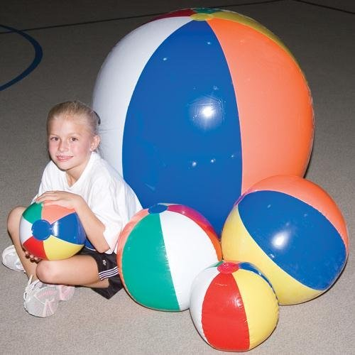 US Games Beach Ball, 48""