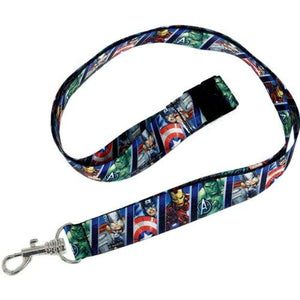 Amscan The Avengers Lanyard, Party Favor