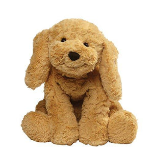 "Gund 4059966 Cozys Collection Puppy Dog Stuffed Animal Plush, 10"", Tan"