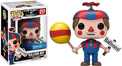 Funko Pop! Games: Five Nights At Freddys - Balloon Boy Exclusive