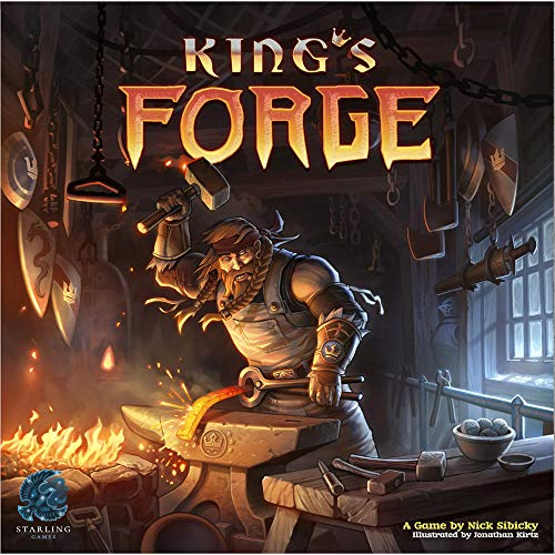 Starling Games King's Forge (3rd Edition)