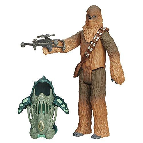 Star Wars The Force Awakens 3.75-Inch Figure Forest Mission Armor Chewbacca