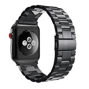 Fintie Band For Apple Watch 44Mm 42Mm, Premium Stainless Steel Metal Replacement Wrist Strap Bracelet Compatible With Appl