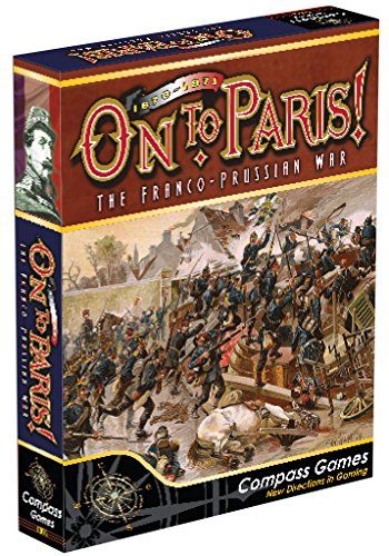 CPS: On to Paris, the Franco-Prussian War, 1870-71, Boardgame