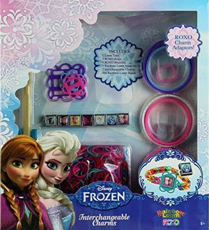 Disney  Frozen Roxo - Rainbow Loom Diy Kit