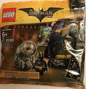 Lego - The Lego Batman Movie - Bat Signal Accessory Pack With Minifigure, Sticker Sheet, And Movie Poster 5004930 (2017) 4