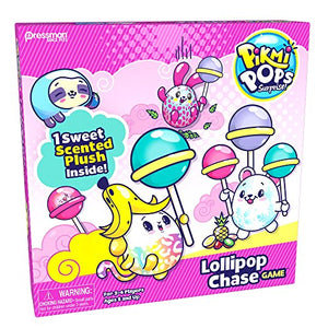Pikmi Pops Lollipop Chase Game Board