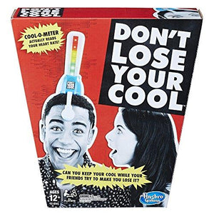 Don'T Lose Your Cool Game Electronic Adult Party Game Ages 12 & Up