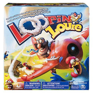Loopin' Louie - Interactive Family Board Game For Kids Ages 4 And Up