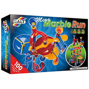 Galt Toys, Mega Marble Run, Construction Toy, (Model: 1004054)