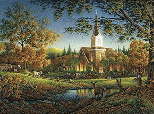 Buffalo Games - Terry Redlin - Sunday Morning - 1000 Piece Jigsaw Puzzle