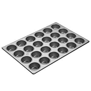 Update International Mpa-24 Aluminum Muffin/Cup Cake Pan 24-Cup