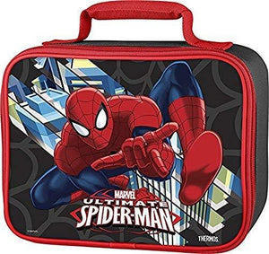 Thermos Soft Lunch Kit - Spiderman - Style May Vary