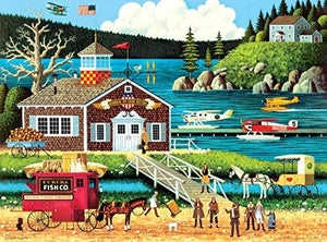 Buffalo Games - Charles Wysocki - Birds of a Feather - 1000 Piece Jigsaw Puzzle