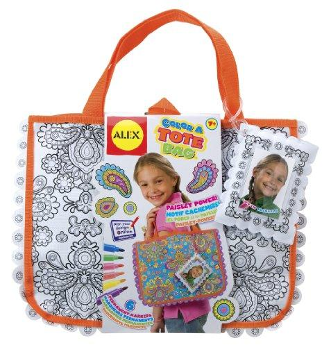 Alex Toys Craft Color A Tote Bag