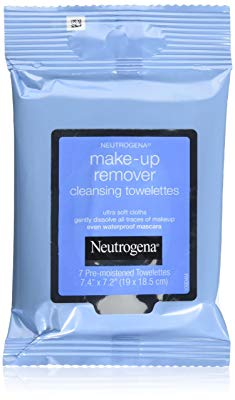 Neutrogena Makeup Remover Cleansing Towelettes (114 Count)