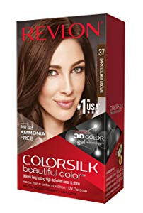 Revlon Colorsilk Dark Golden Brown 37, 4.4 Fl Oz