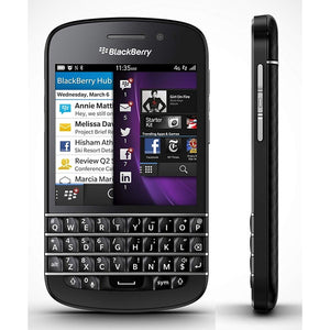 Blackberry Q10 16GB Black