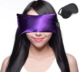 Happy Wraps Hot Cold Lavender Eye Pillow With Eye Mask