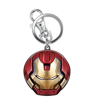 Marvel Avengers 2 Hulkbuster Colored Pewter Key Ring Action Figure