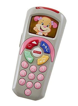 Fisher-Price Laugh & Learn Sis' Remote