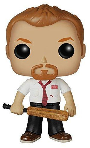Funko Pop Movie: Shaun Of The Dead - Shaun Action Figure