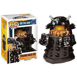 Funko - Figurine Doctor Who - Dalek Sec Evolving Exclu Pop 10Cm - 0849803057862