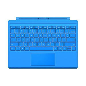 Microsoft Type Cover For Surface Pro - Bright Blue