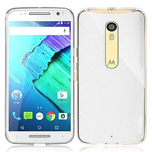 Pleson  Moto X Pure Edition Case, Lightweight/ Exact Fit/ No Bulkiness Soft Tpu Protective Case