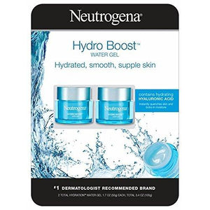Neutrogena Hydro Boost Water Gel, 1.7 Ounce Each (2 Pack)