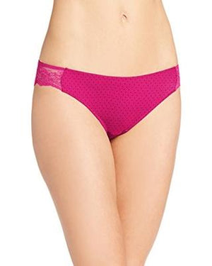 Maidenform Women's Comfort Devotion Lace Back Tanga Panty - Size: Medium (6)