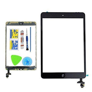 Monstleo Black Replacement Screen Touch Screen Digitizer For Ipad Mini1 &2