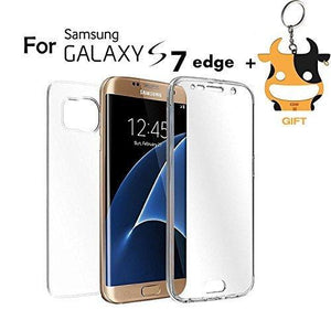 Aibay Galaxy S7 Edge Case Crystal Clear Cover Full Body Protective Case