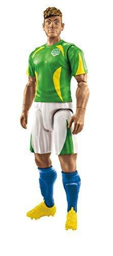 Mattel Fc Elite Neymar Junior Soccer Action Figure