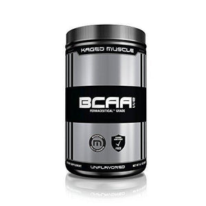 Kaged Muscle Bcaa Powder 2:1:1 Unflavored Branched Chain Amino Acids 400 Grams