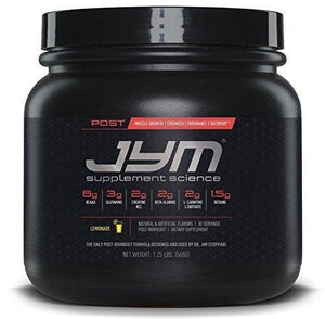 Jym Supplement Science, Post Jym Active Matrix, Post-Workout With Bcaa'S - Lemonade/ 30 Servings
