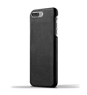 Mujjo Cell Phone Case For Apple Iphone 7 Plus - Black
