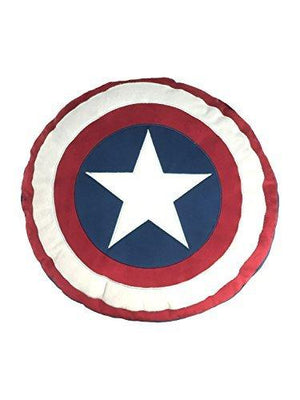 Marvel Captain America Civil War Shield Decorative Pillow