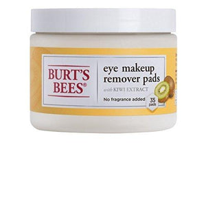 Burt'S Bees Eye Makeup Remover Pads, 35 Count