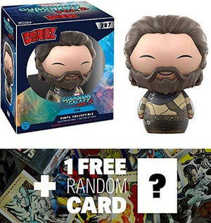 Ego: Funko Dorbz X Guardians Of The Galaxy 2 Vinyl Figure + 1 Free Official Marvel Trading Card Bundle (12761)