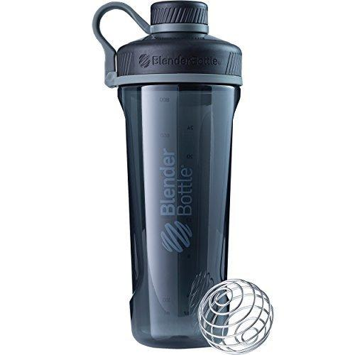 Blenderbottle Radian Tritan Shaker Bottle Black 32-Oz