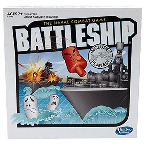 Hasbro Battleship With Planes
