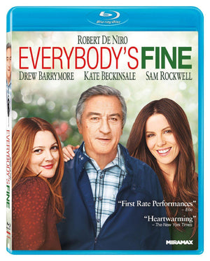 Robert De Niro Everybody'S Fine Blu-Ray 2009